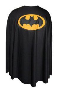 Black Batman Super Hero Cape Superhero Capes