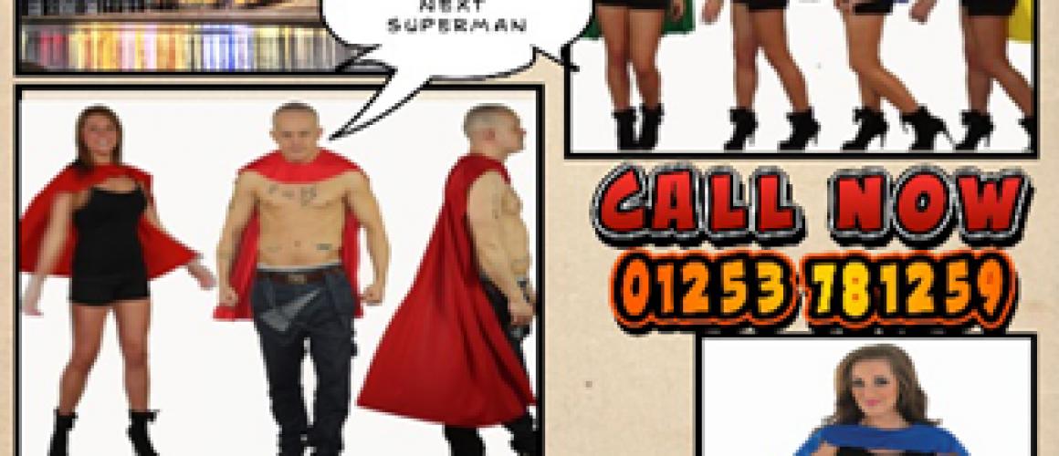 superhero cape website