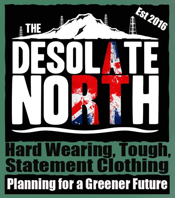 Super Hero Capes - The Desolate North - Hard Wearing, Tough, Statement Clothing